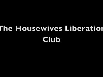 Housewives liberation club training video 3 harder 3