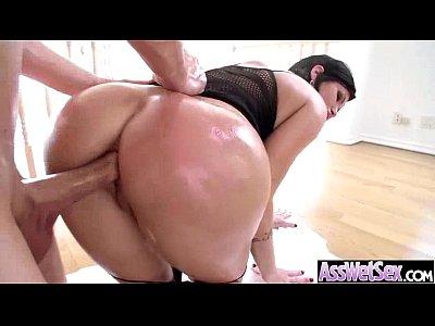 wet bubble butt fuck