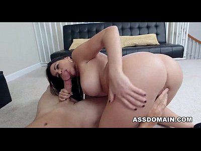 Latina doggystyle pov