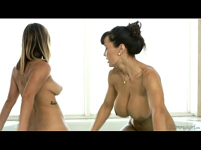 Lisa ann y keisha grey madre