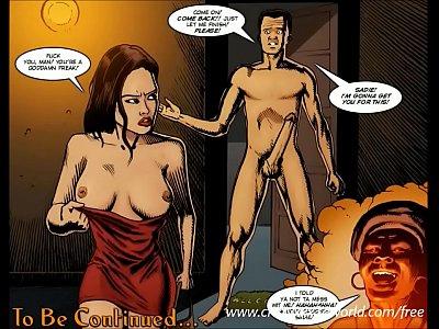 2d comic spellbinder episode 3 - 3 part 8