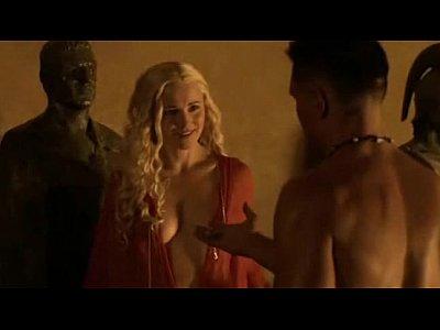 spartacus hot sex scenes