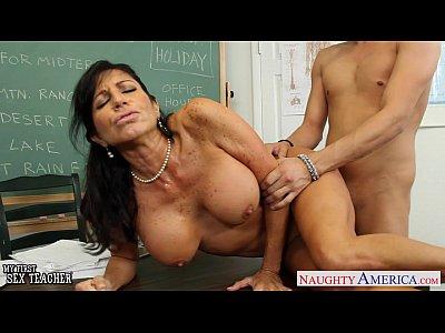 Milf teachers fuck high school student syren de mer - 3 part 7