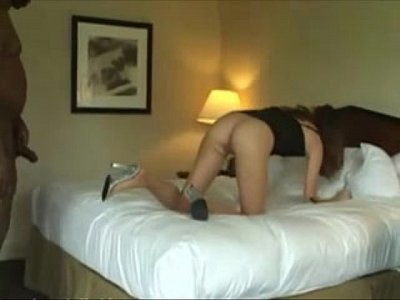 26 Min Brunette Takes On Big Black Cock For The First Time