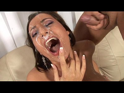 Sensual Jane received Via Lactea at his face.AVI (19 min)