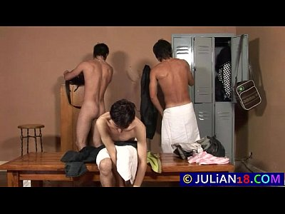 Videos Of Gay after game gay threesome