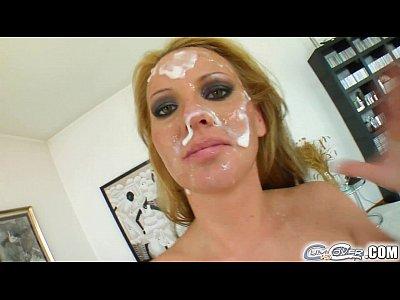 Cum For Cover facial cum bath for deepthroat expert (12 min)