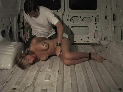 gagged naked teen stripped video