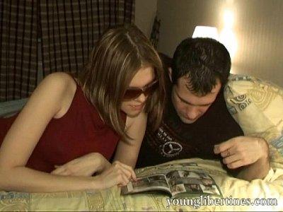 Masha aceptaron ser filmados teniendo sexo