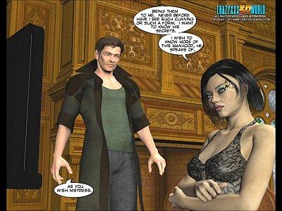 3d comic: mundo de neverquest 19