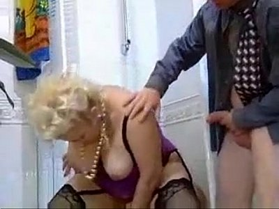 Kinky German Dominatrix Milf