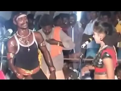 Whatsapp funny videos Tamil girl sexy talk on village karakattam show - Wap (1 min 24 sec)