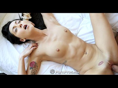 HD PornPros - Sabrina Banks has her tight pussy stuffed with cock (6 min)