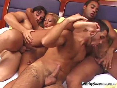 Video male dancer stripper party