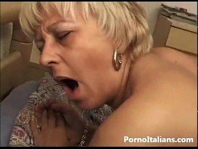 Porno Gratis Nonna