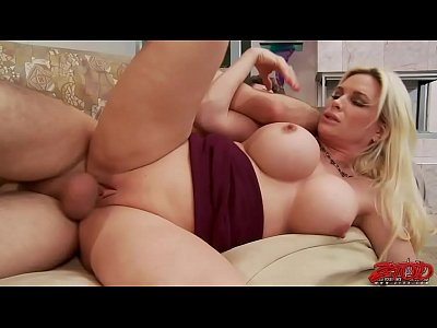 Busty Diamond Foxxx Needs A Young Hairless Cock