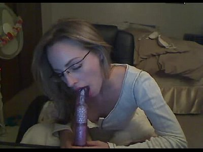 Webcam dildo blowjob i can039t converse to my 5