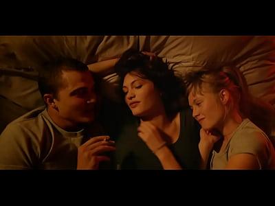 threes (8 min)