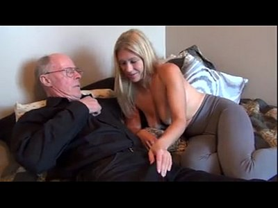 Guy lets his busty blonde girl fucked by a porn actor 10