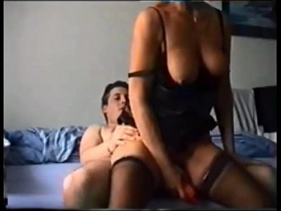 Milf 1st time anal