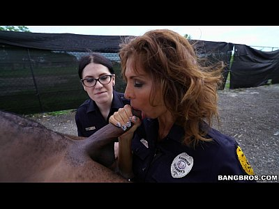 Ebony cop hot fuck before cops hot xxx 5