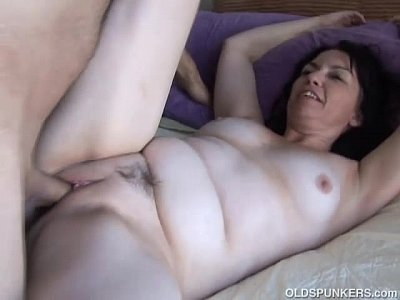 Super hot old spunker is such a hot fuck and loves 2 eat cum - 2 part 9