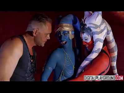 Star Wars Underworld XXX Parody scene5 (8 min)
