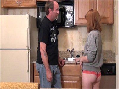Stepmom fucks stepdaughter first sexual encounter 3