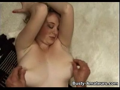 Busty Samantha rammed and gets jizzload all over her body (7 min)