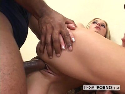 Porno Xxx black cock fucking two hotties in the ass and pussy sl 17 01