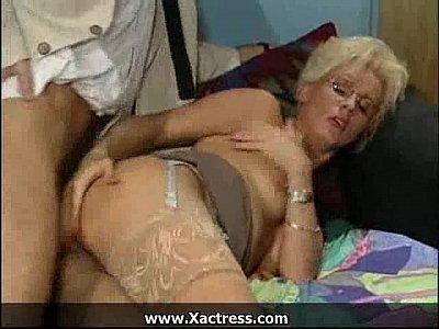 Bbw black granny sex
