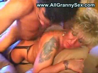 Deutsch Granny Porn