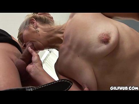 Girl prefers older lady 3