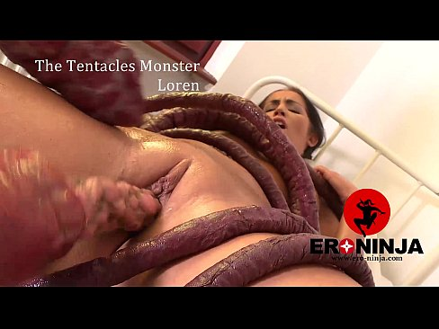 The tentacles monster kittina ivory 5