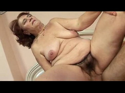 Granny shaved slutload