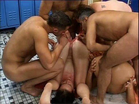 Razporq anusa orgy milf anal MOM
