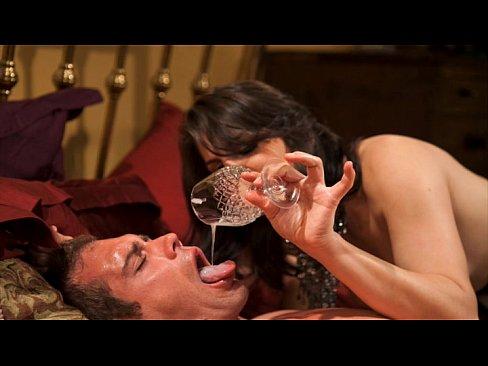 Erotic hypnosis swallow