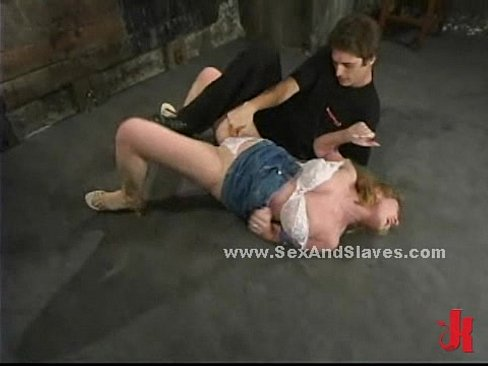 Rough slave gangbang xxx french foot these