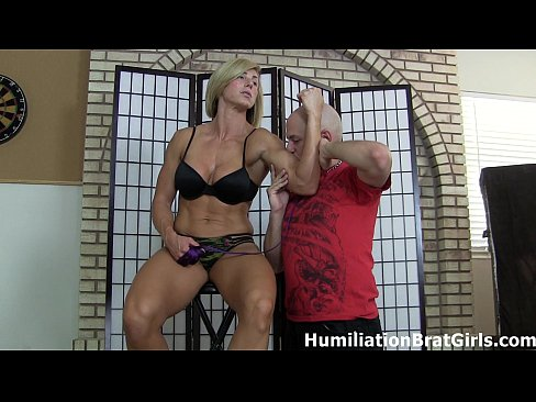 Muscle domination obedience
