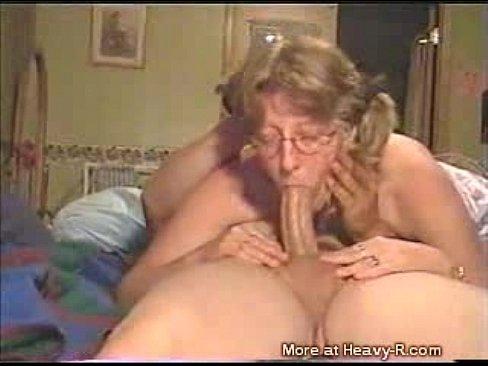 Deepthroat big tits swallowing cum