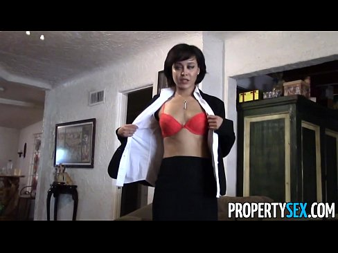image Propertysex insanely hot realtor fucks client in condo