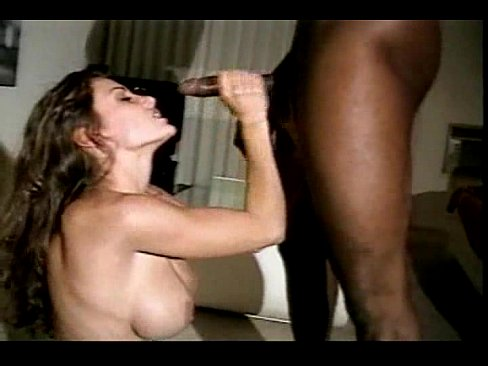 interracial blowjob pics Some guys love  anal, others insist on blowjobs, but these husbands are true cuckolders who  enjoy.
