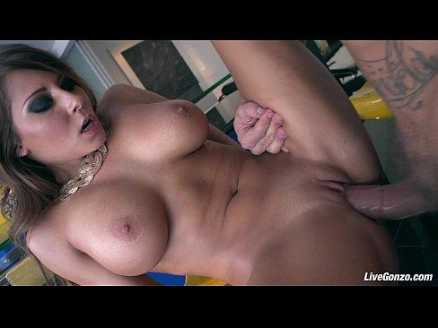 LiveGonzo Madison Ivy Horny Hardcore Cumming Babe