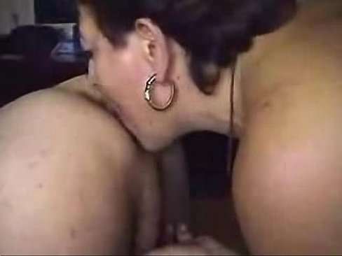 Young girl first suck