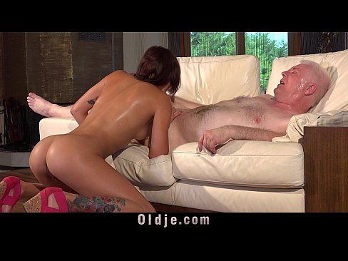 image Old smutty professor strikes again fucking school girl pussy