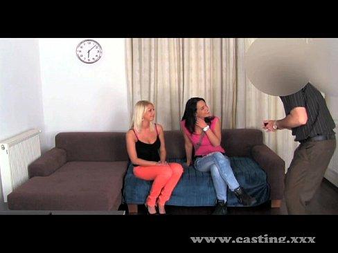 Две подружки пришли на порно кастинг фото 607-888