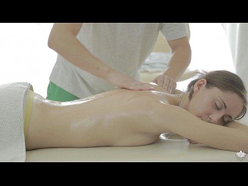 warm massage anaal