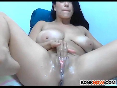 Water hose orgasm