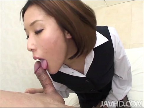 Office girl emi orihara is given a promotion after she gives 5