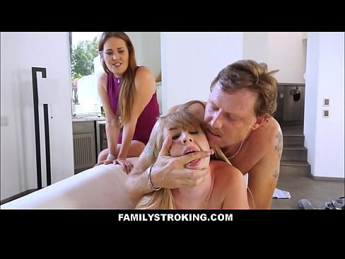 Slutload lick father pussy